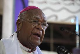 Archbishop Petero Mataca