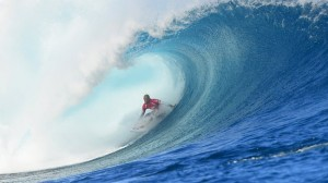 Kelly Slater posted four of the six perfect rides of the event Picture ASP