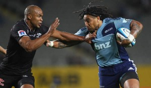 Ma'a Nonu was still with the Blues the last time they played the Sharks