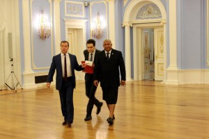 commodore voreqe bainimarama with russia pm in russia1