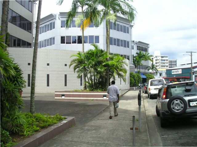 downtown boulevard - suva